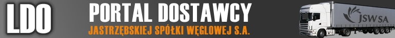 LDO [Portal Dostawcy JSW S.A.]